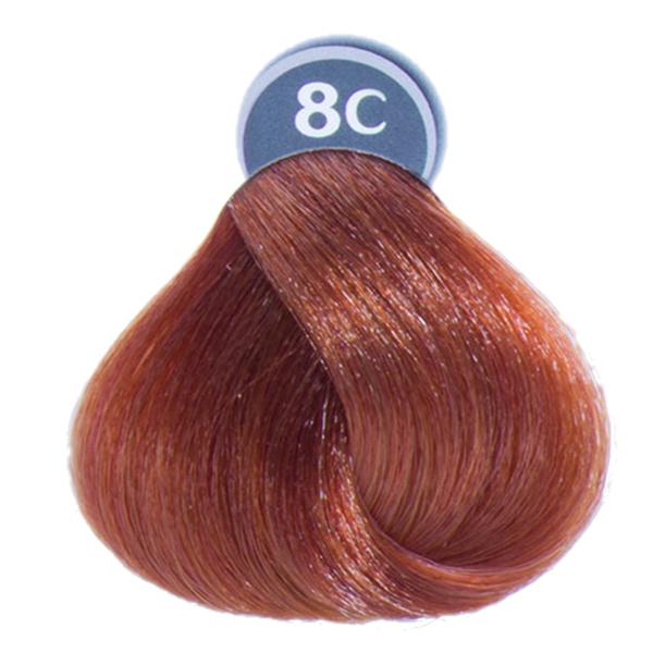 رنگ موی کالر اند سوان بلوند مسی