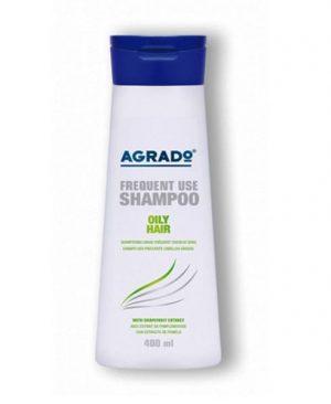 شامپو موهای چرب آگرادو