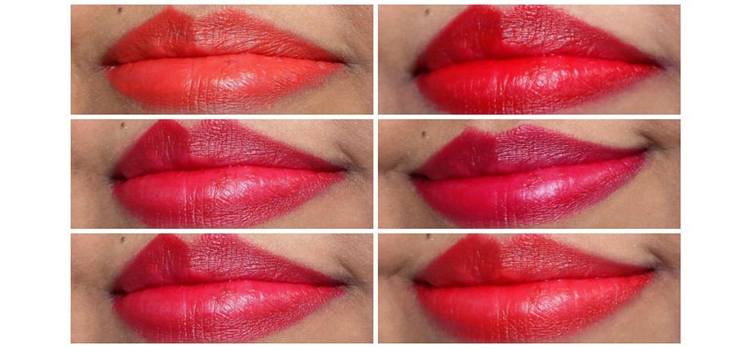 پالت رژ لب نیکس مدل Pro Lip Cream Palette