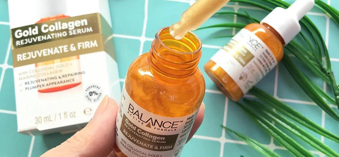سرم طلا و کلاژن Balance
