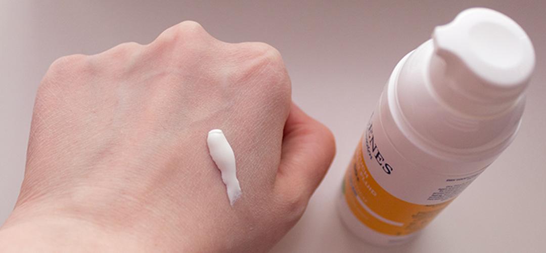 فلوئید ضد آفتاب گیاهی SPF 50 سلینس