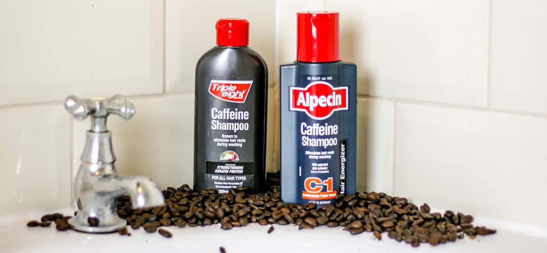 شامپو ضد ریزش آلپسین مدل Caffeine C1